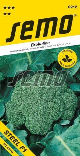 Brokolica STEEL F1 30sem. SEMO