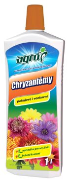 agro kapalne hnojivo chryzantema 1l