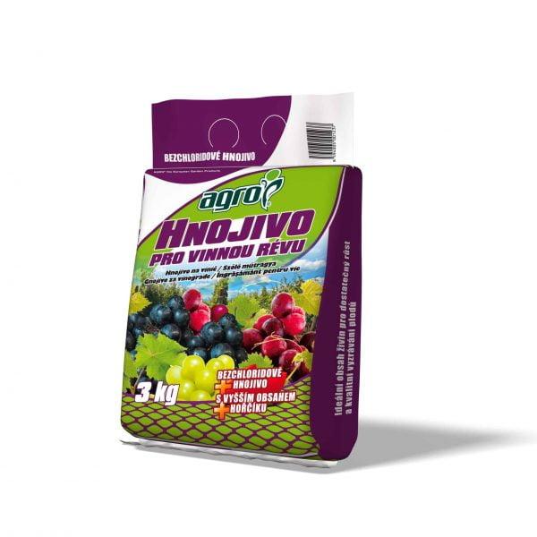 AGRO Hnojivo na vinič 3kg