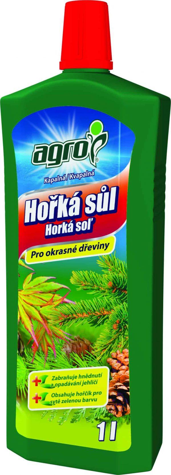 Agro Kvapalná Horká soľ 1l