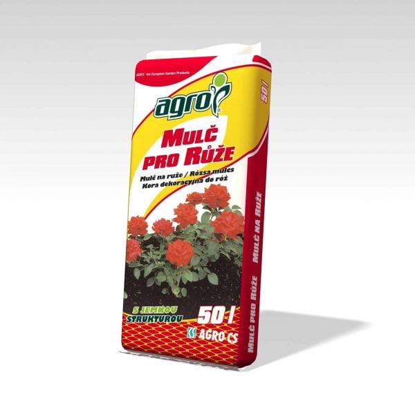 AGRO Mulč na ruže 50l