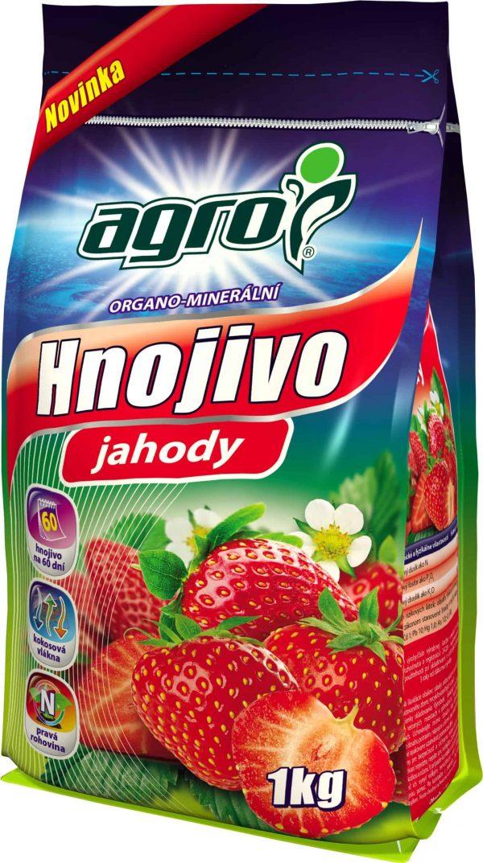 AGRO OM hnojivo na jahody 1kg