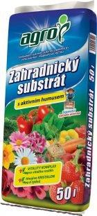 AGRO Záhradnícky substrát 50l