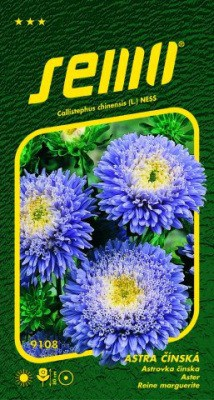 Astra čínska SUPER PRINCESS Modrá 0,5g SEMO