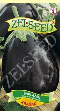 Baklažán Krasan Zelseed  100 semien