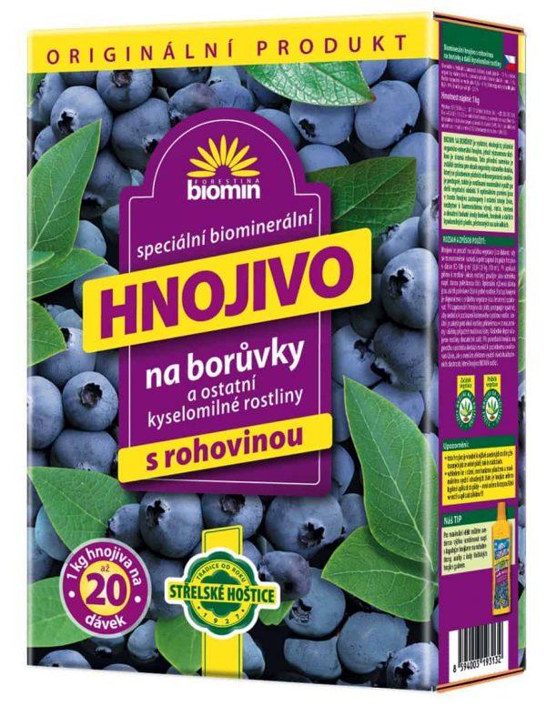 Biomin na čučoriedky 1kg