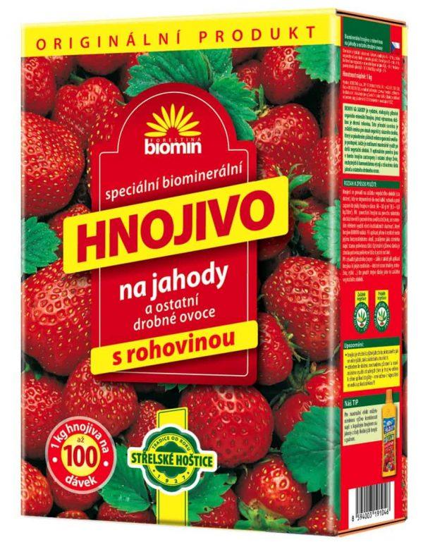 Biomin na jahody 1kg