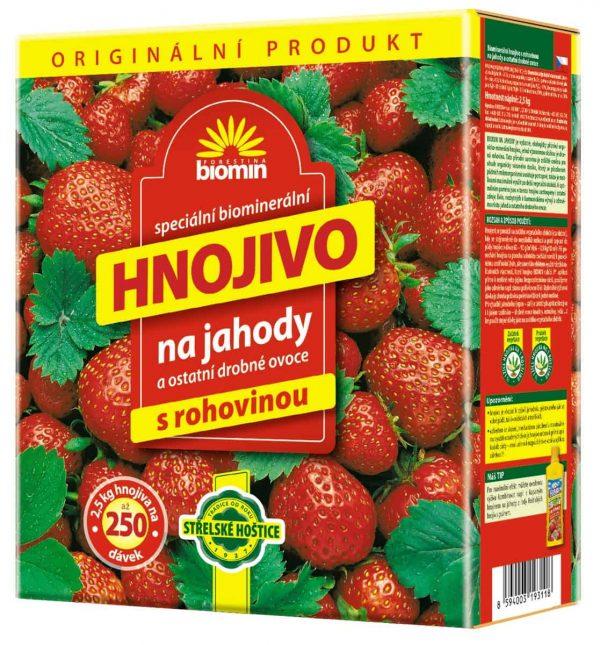 Biomin na jahody 2,5kg