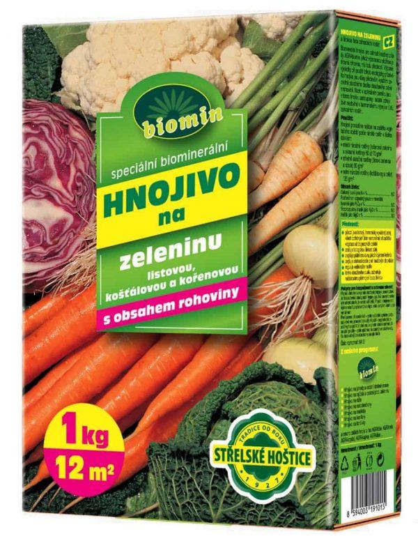 Biomin na zeleninu 1kg