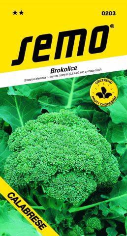 Brokolica Calabrese SEMO 0,8g