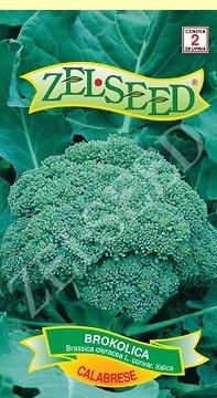 Brokolica Calabrese Zelseed 0,8g