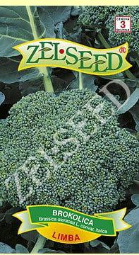 Brokolica Limba Zelseed 0,8g