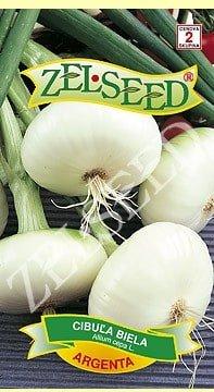 Cibuľa biela Argenta 2g Zelseed