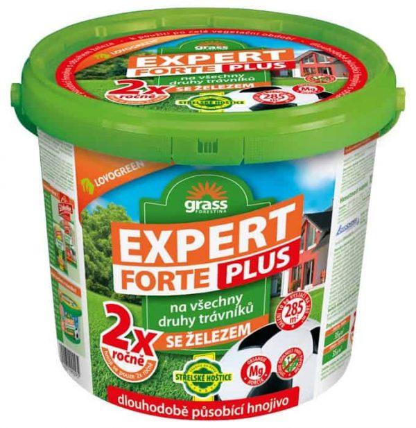 Expert Forte plus trávnikové hnojivo 10kg