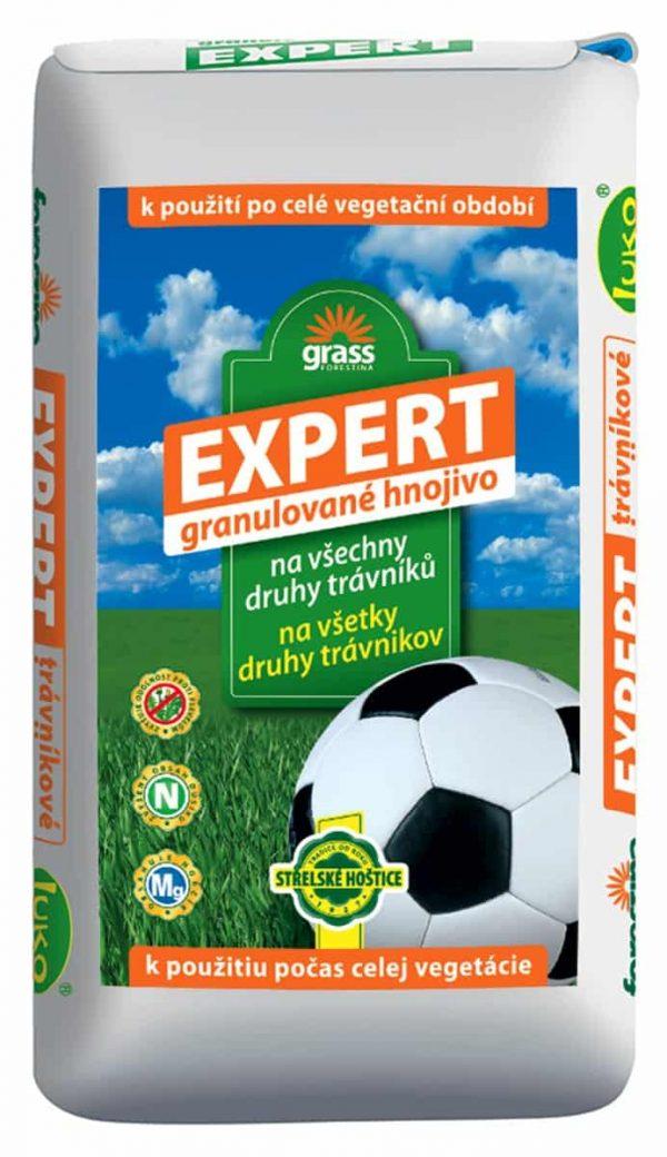 Expert plus trávnikové hnojivo 25kg