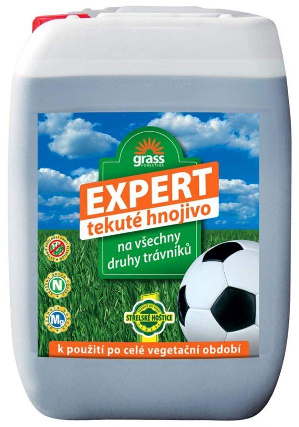 Expert trávnikové hnojivo 20l