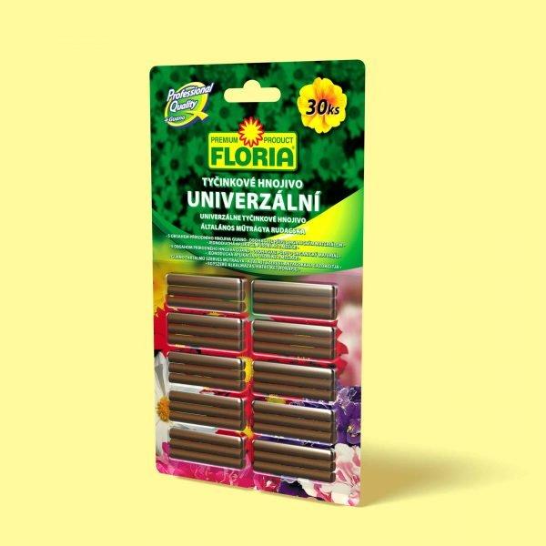 FLORIA univerzálne tyčinkové hnojivo 30ks