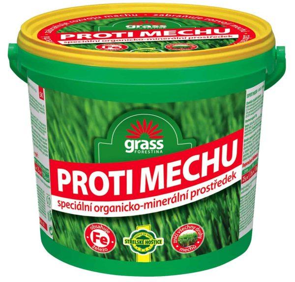 Forestina prípravok proti machu 10kg