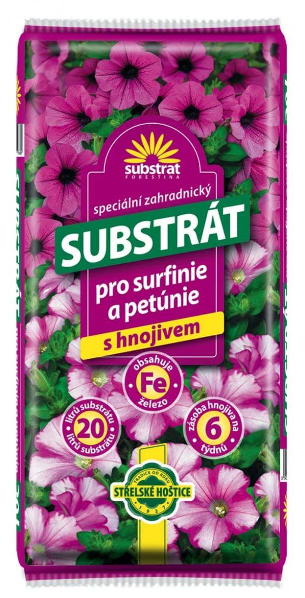Forestina Substrát na surfínie a petúnie 20l