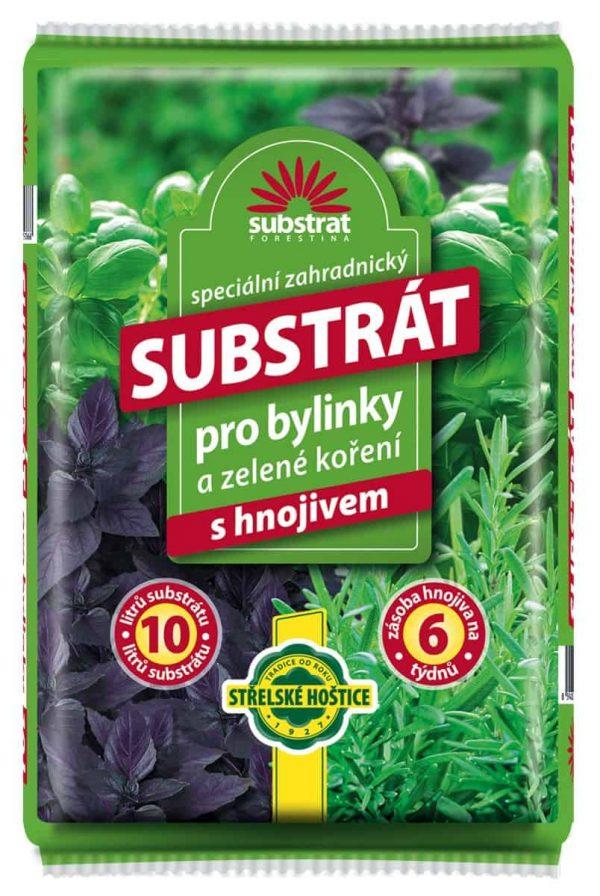 Forestina Substrát pre bylinky a aromatické rastliny 10l