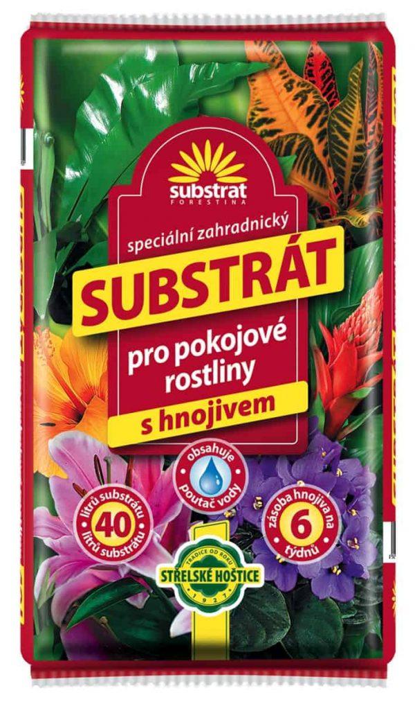 Forestina Substrát pre izbové rastliny 40l