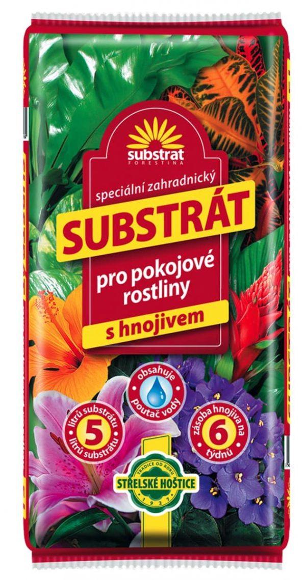 Forestina Substrát pre izbové rastliny 5l