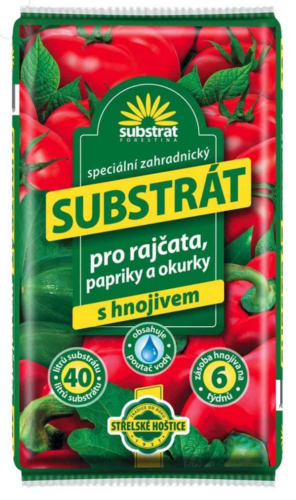 Forestina Substrát pre paradajky, papriky a uhorky 40l