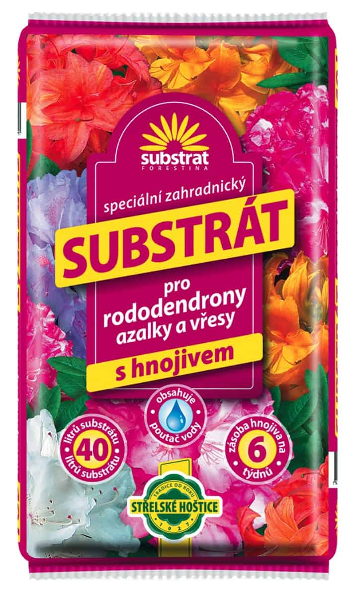 Forestina Substrát pre rododendróny, azalky a vresy 40l