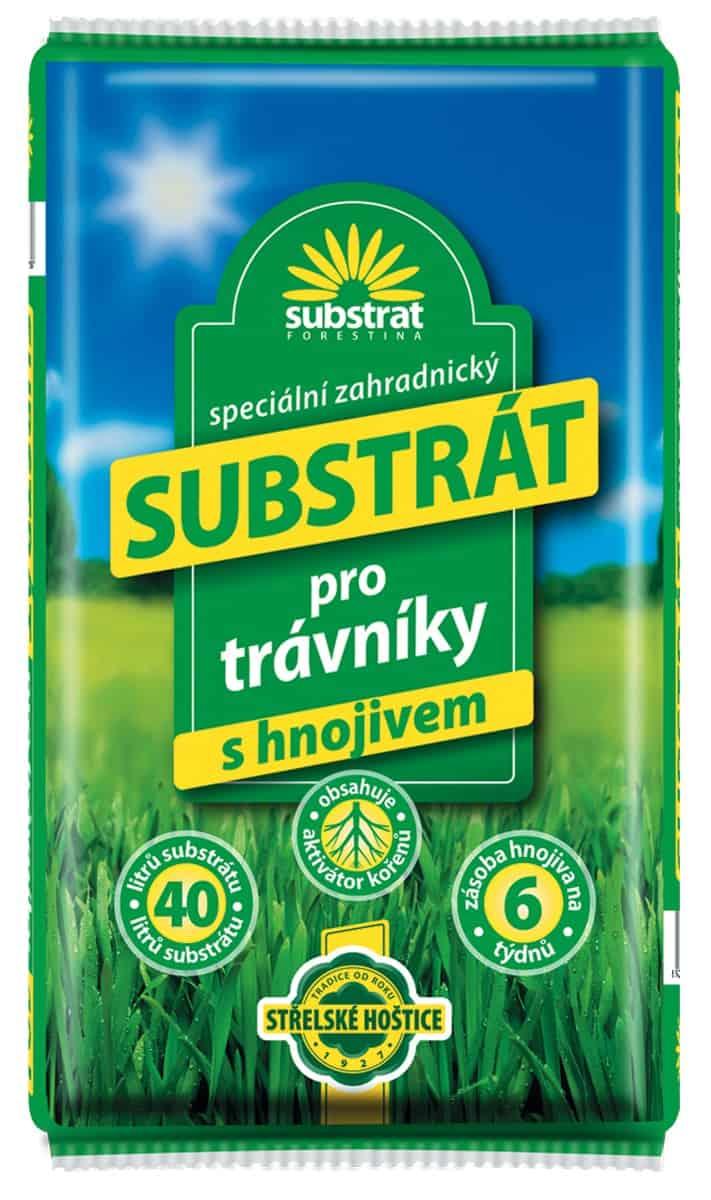 Forestina Substrát pre trávnik 40l