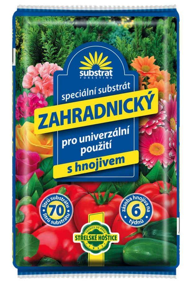 Forestina Záhradnícky substrát 70l