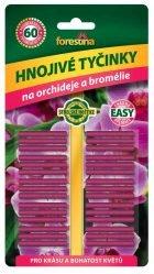 Hnojivé tyčinky pre orchideje a bromélie 30ks