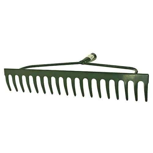 Hrable R101 záhradné 18 zubé s násadou 160cm