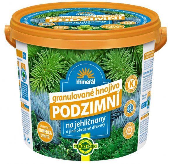 Jesenné hnojivo na ihličnany 5kg