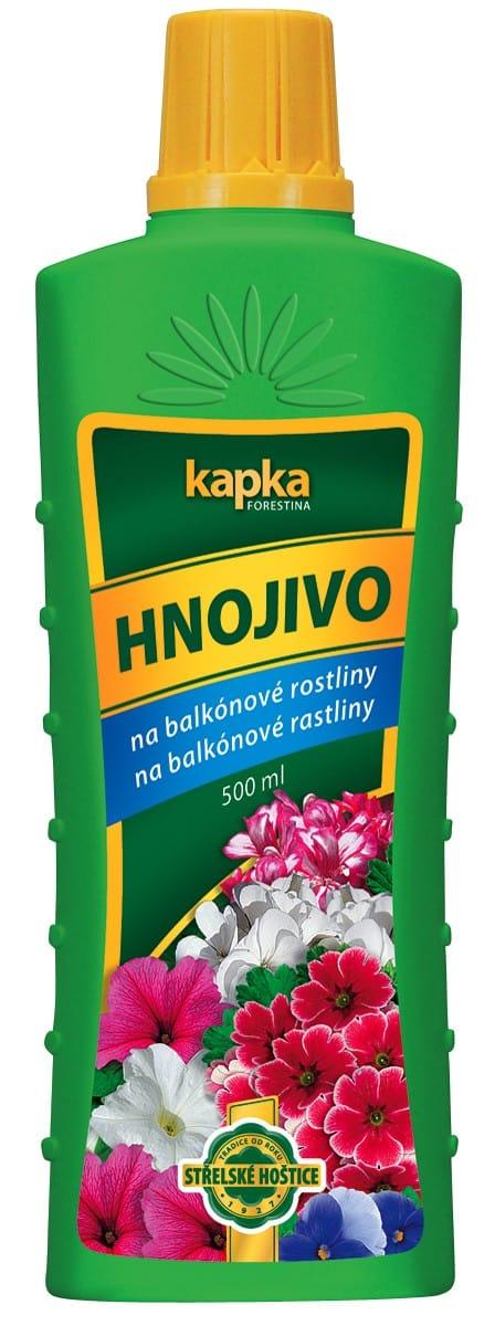 Kapka na balkónové rastliny 500ml