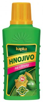 Kapka na citrusy 200ml
