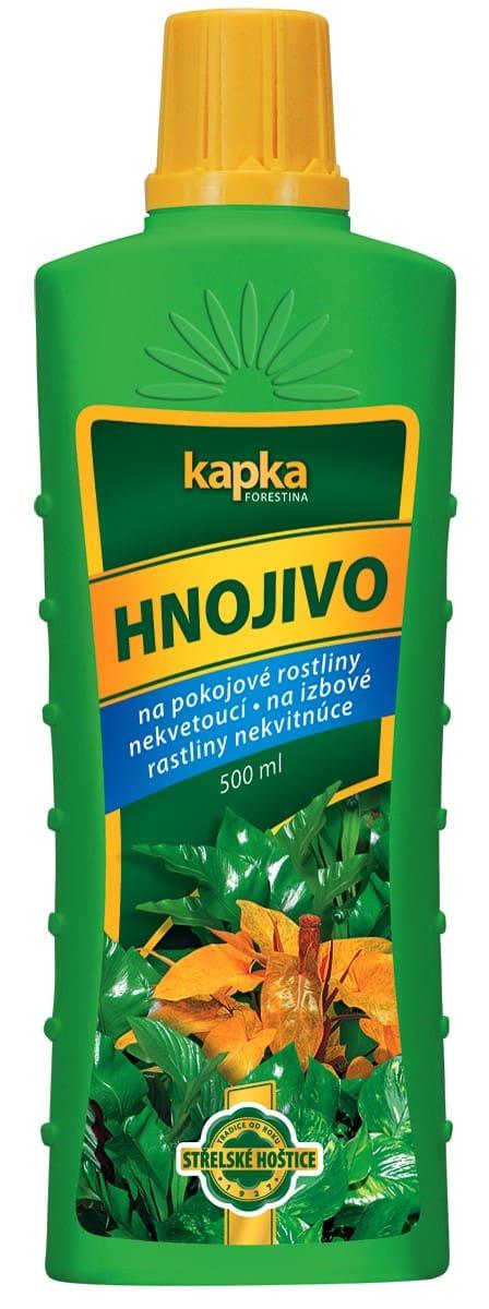 Kapka na izbové rastliny nekvitnúce 500ml