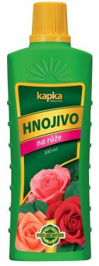 Kapka na ruže 500ml