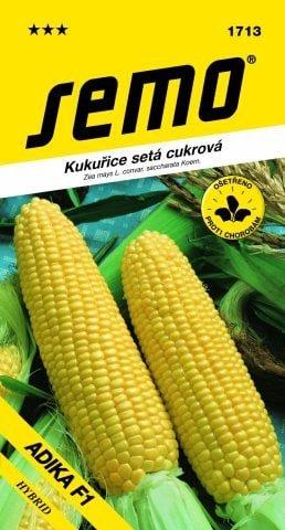 Kukurica cukrová ADIKA F1  5g SEMO
