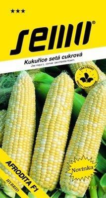 Kukurica cukrová AFRODITA F1  5g SEMO