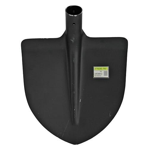 Lopata 71428 špicatá čierna