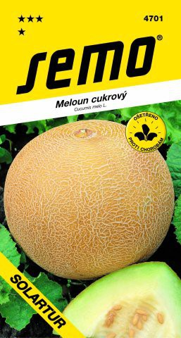 Melón cukrový SOLARTUR 0,8g SEMO