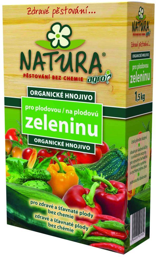 NATURA Organické hnojivo na plodovú zeleninu 1,5kg