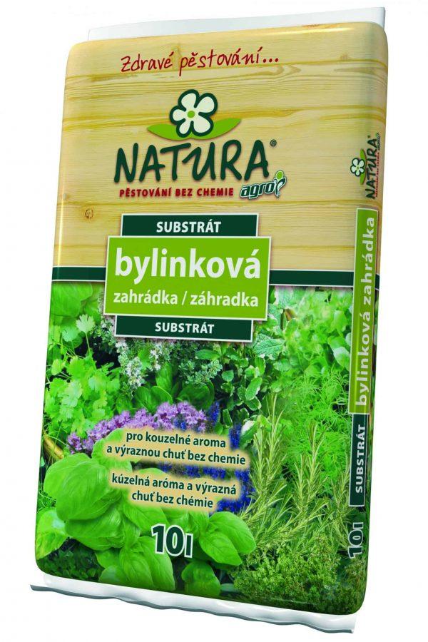 NATURA Substrát bylinková záhrada 10l