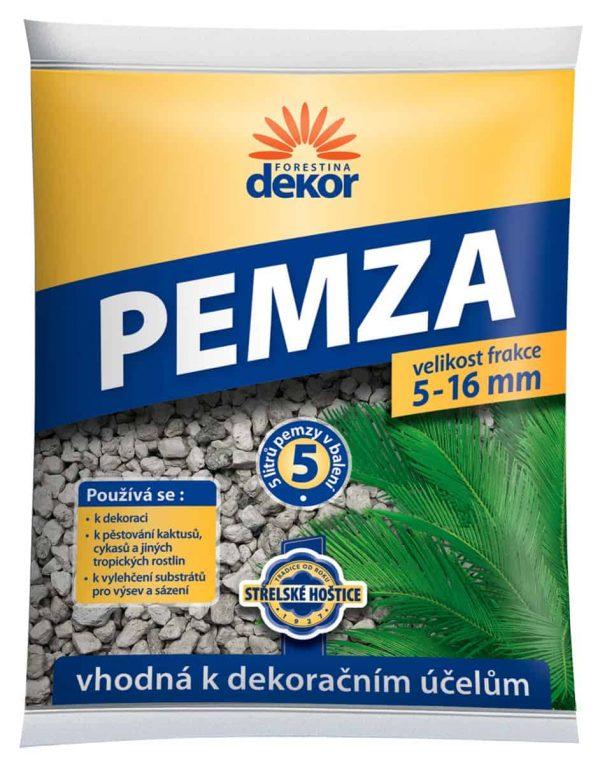 Pemza 5l ( 5-16 mm )