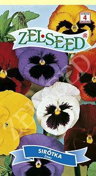 Sirôtka veľkokvetá zmes 0,25g Zelseed