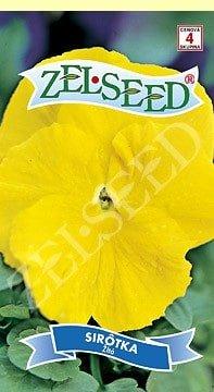 Sirôtka žltá 0,25g Zelseed