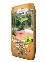 Záhradnícky substrát A pre výsev, množenie a rezkovanie 50l SOB