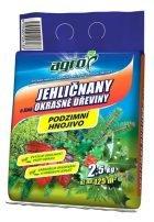 AGRO Jesenné hnojivo na ihličnany a iné okrasné rastliny 2,5kg