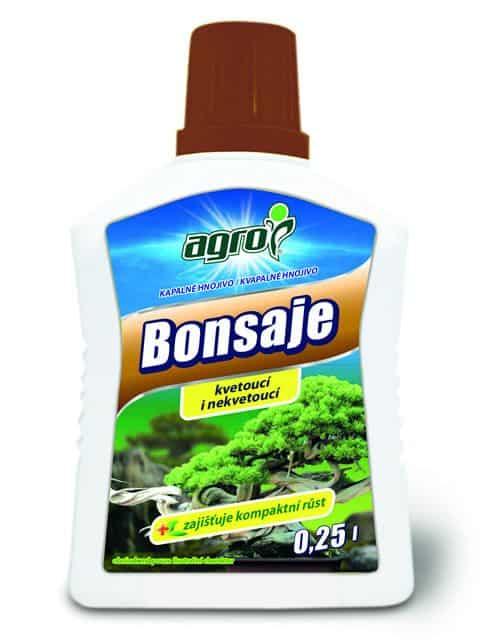 AGRO Kvapalné hnojivo na bonsaje 250ml