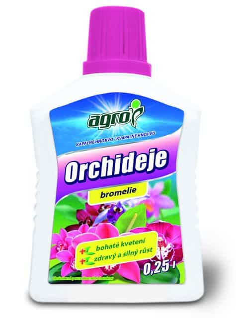 AGRO Kvapalné hnojivo na orchidey 250ml